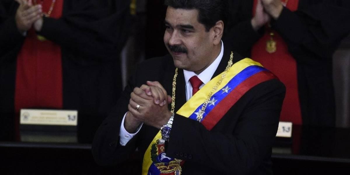 """UE urge a Nicolás Maduro convocar elecciones """"inmediatamente"""""""