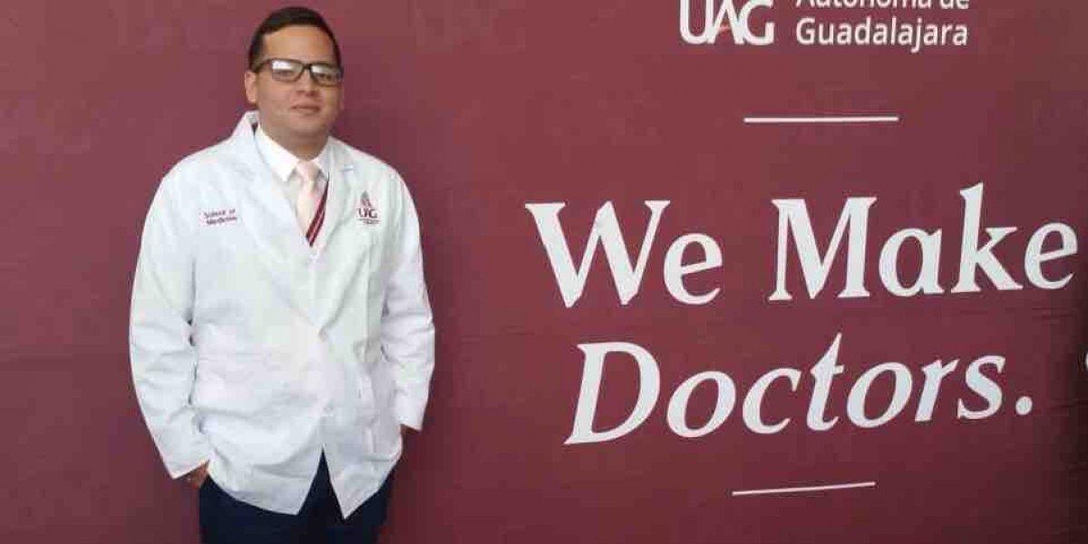 Estudiante boricua accidentado en México comienza a recuperarse