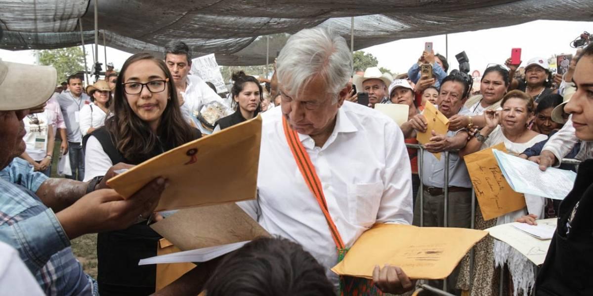 López Obrador visita Sinaloa para presentar programas sociales