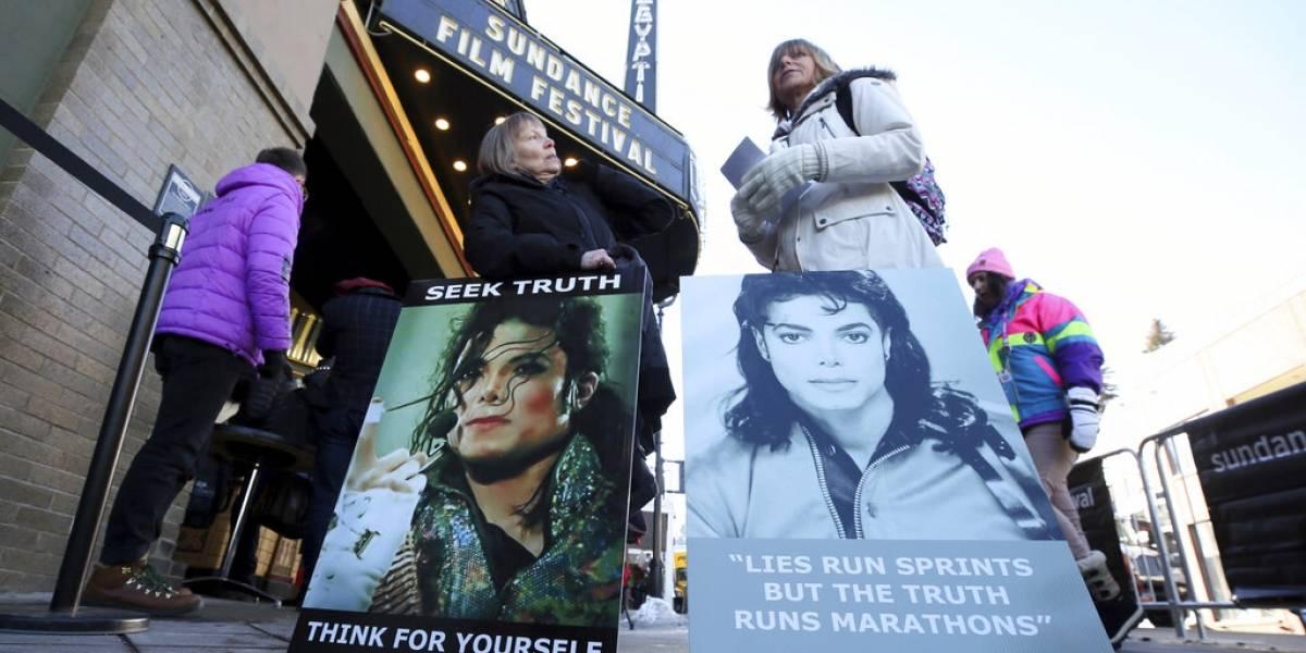 Acusadores de Michael Jackson son ovacionados en Sundance