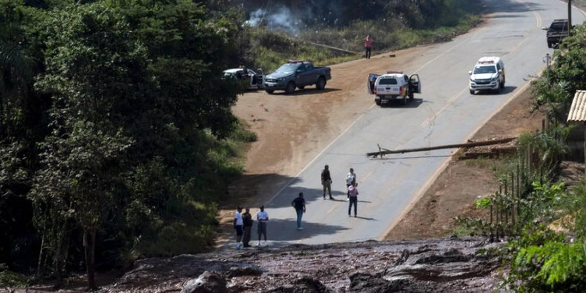 Decenas de muertos y 300 desaparecidos tras colapso en Brasil