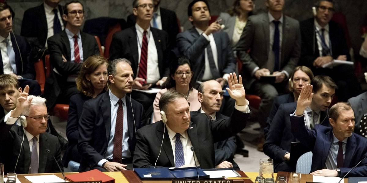 Choque político de Venezuela se traslada a la ONU