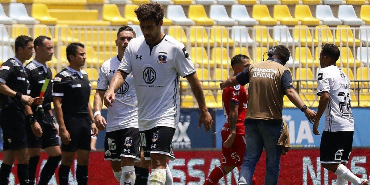 """Jorge Valdivia pide paciencia en Colo Colo: """"Tranquilos, recién van tres partidos amistosos"""""""
