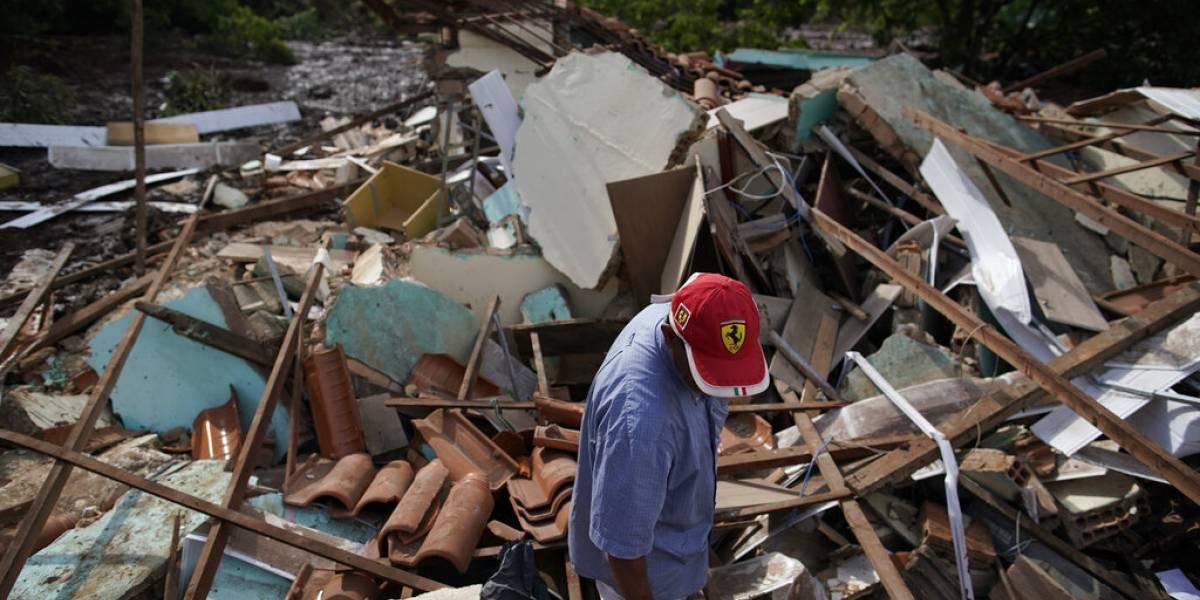 Israel envía equipo de rescate a Brasil tras rotura de dique