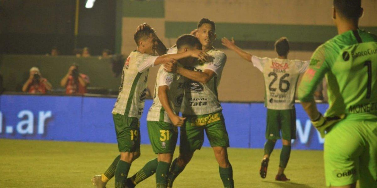 El Defensa y Justicia de Beccacece sigue imparable en Argentina y ahora le ganó a San Lorenzo