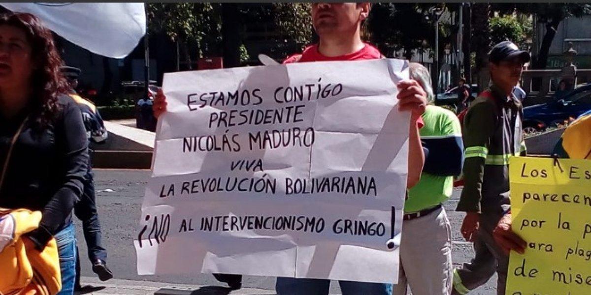 Organizaciones piden diálogo en Venezuela sin intervención extranjera