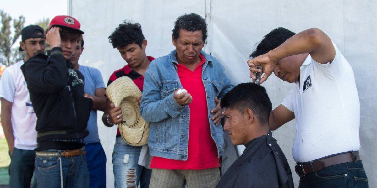 Ciudad de México se declara lista para recibir nueva caravana migrante