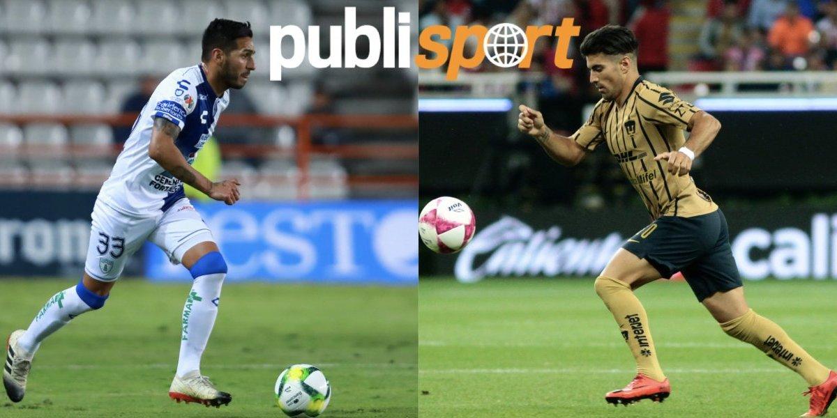 Pachuca vs Pumas, ¿Dónde y a qué hora ver el partido?