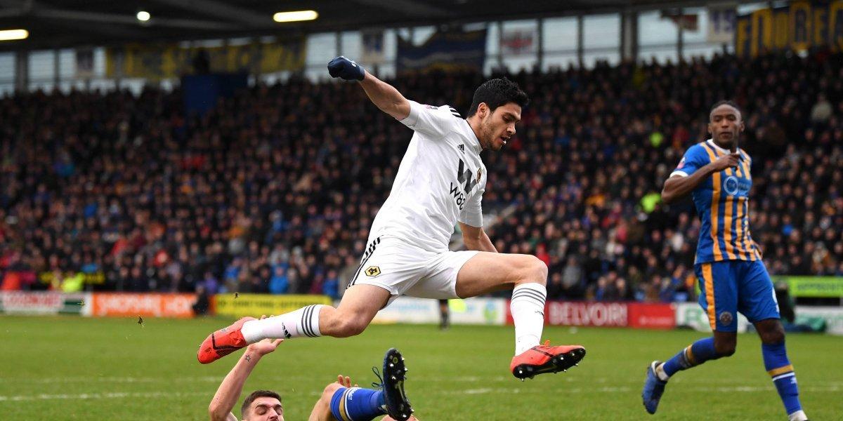 VIDEO: Con gol de Jiménez los Wolves rescatan empate en la FA Cup