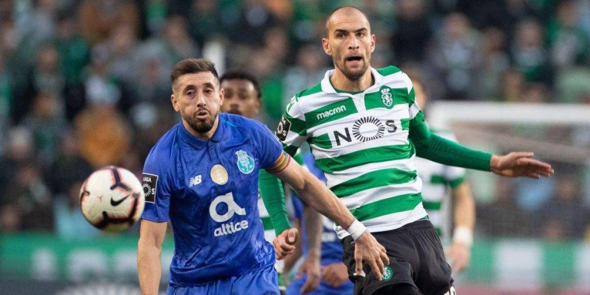 Herrera y Corona pierden final de copa con el Porto