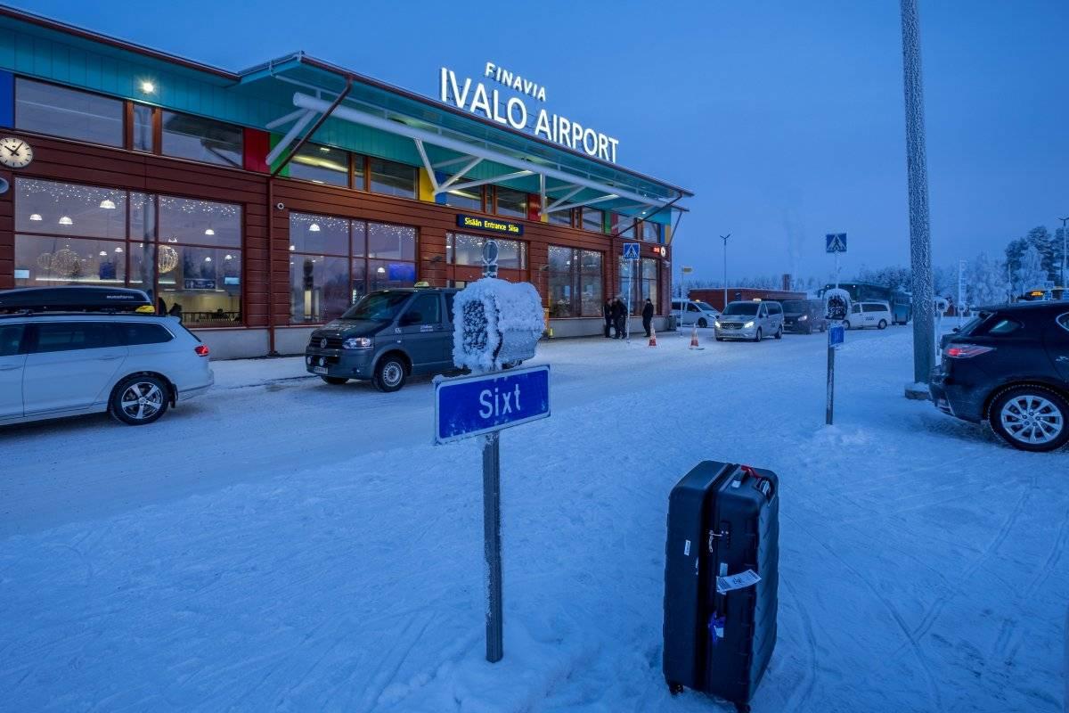Latitud Perfecta - iglú en Finlandia