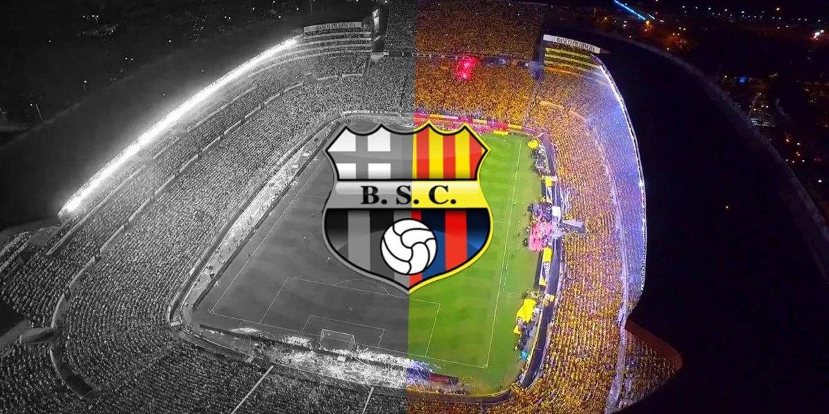 Noche Amarilla 2019: una mirada al pasado de la gran noche de Barcelona SC