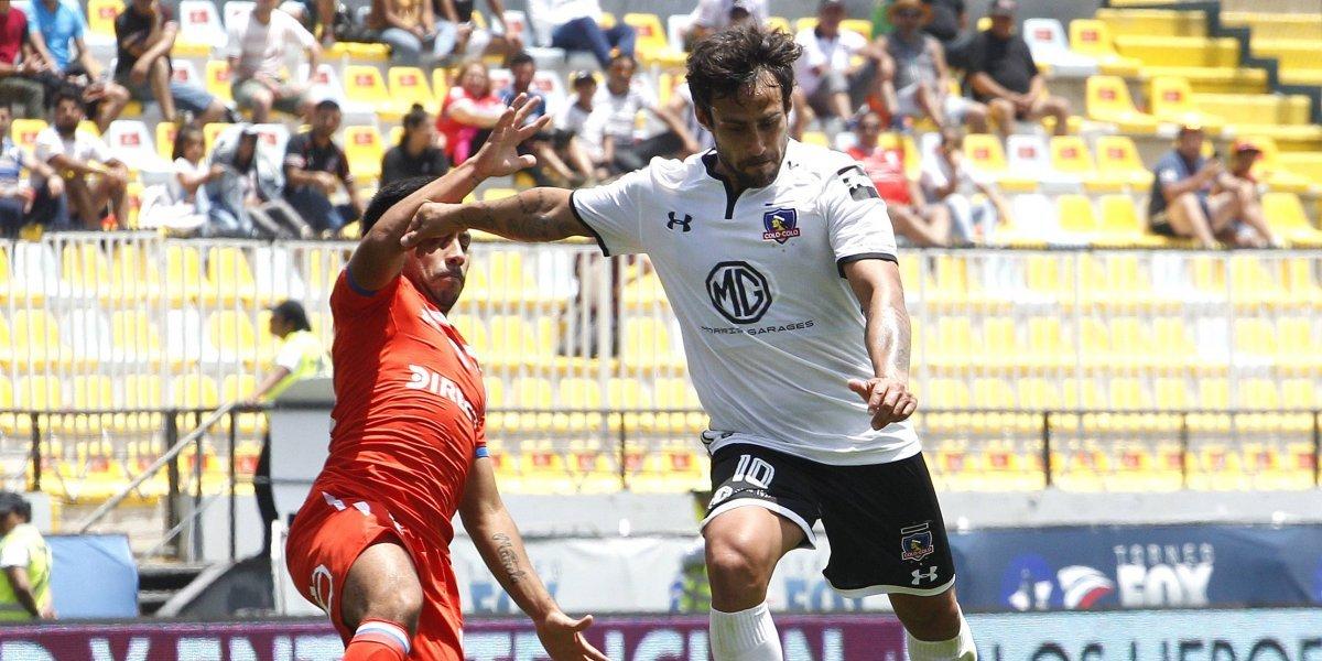 Trastienda del triunfo de la UC sobre Colo Colo: Aued y Valdivia dejaron en claro que en los clásicos no hay amistosos