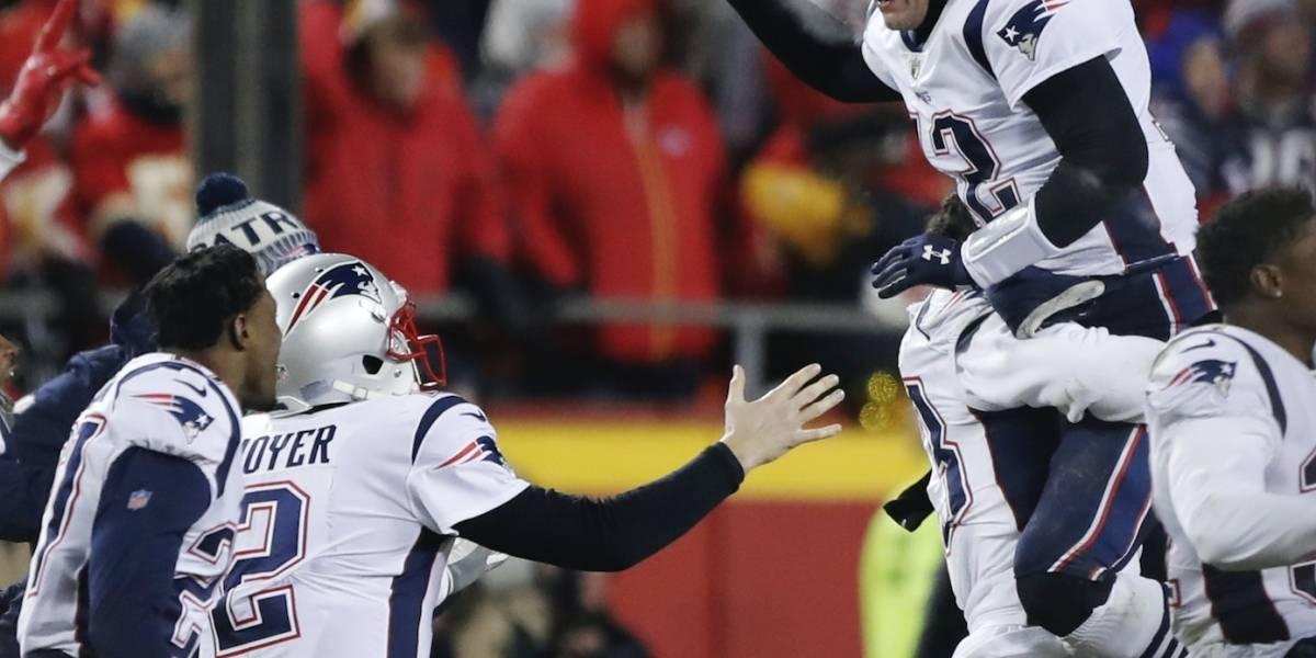 Tom Brady busca ser el único jugador con seis títulos de la NFL