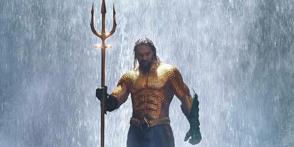 DC Comics trabaja en secuela de la exitosa 'Aquaman'
