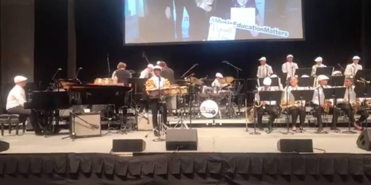 Banda de la Escuela Libre de Música gana prestigiosa competencia en Estados Unidos