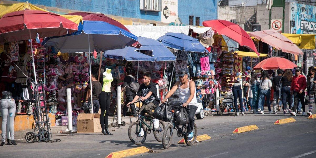 """""""Gota a Gota"""", la modalidad de extorsión en el comercio informal de la CDMX"""