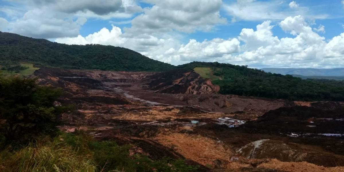 Brumadinho: chega a 11 o número de mortes após rompimento de barragem
