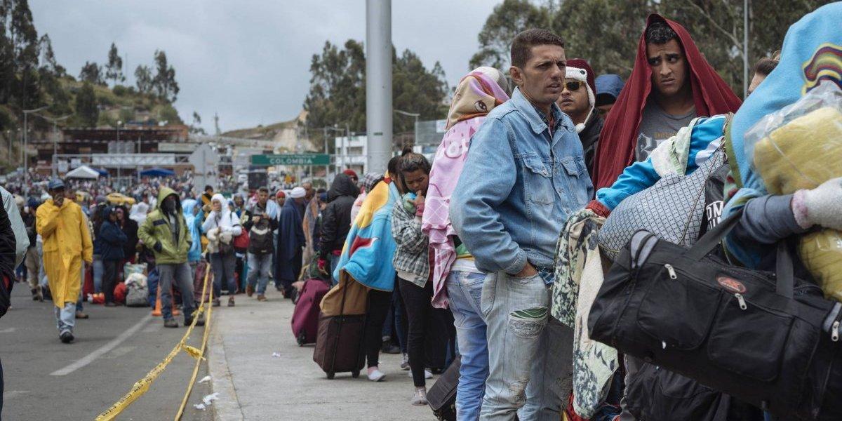 Venezolanos deberán presentar pasado judicial apostillado para ingresar al Ecuador