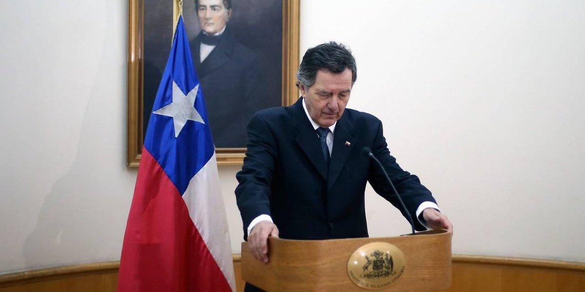 Chile se alista para otro round con Bolivia en La Haya: canciller Ampuero visitará el río Silala