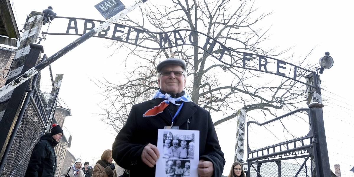 Conmemoran Día Internacional del Holocausto