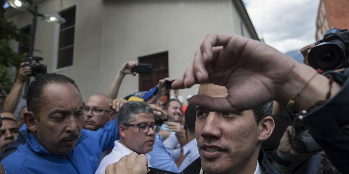 En vivo: Juan Guaidó regresa a Venezuela