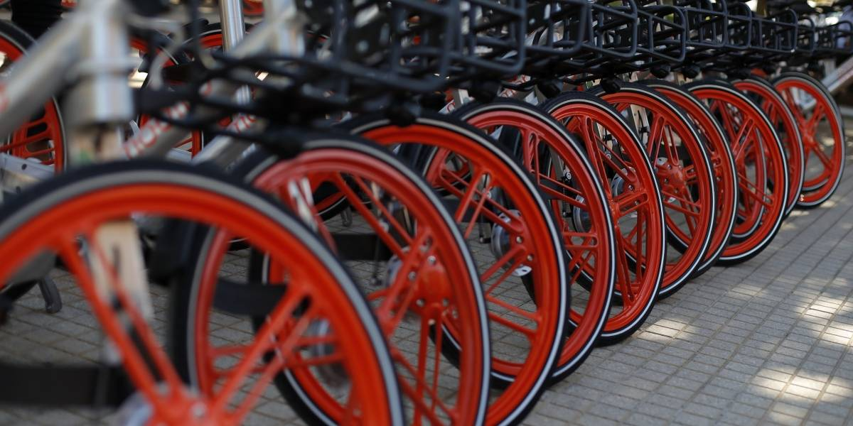 Mobike celebra dos millones de viajes con expansión a Santiago Centro: ya son siete comunas que cuentan con el servicio de bicicletas