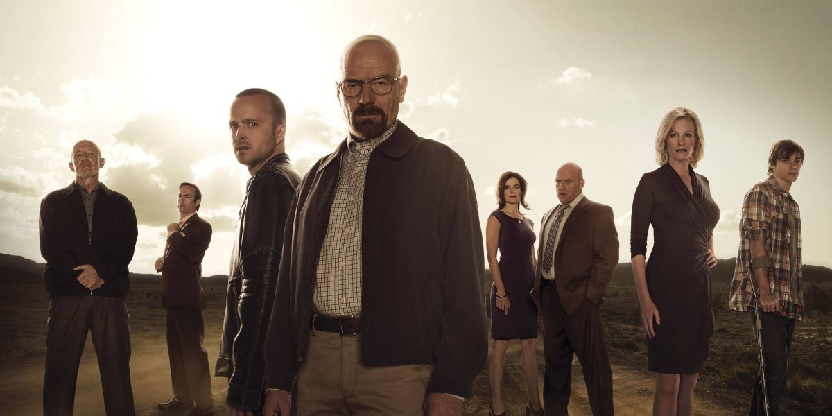 ¿Walter White estará en la película de Breaking Bad?
