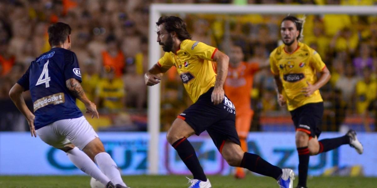 Noche Amarilla 2019: Barcelona SC ganó 2 - 1 a Alianza Lima