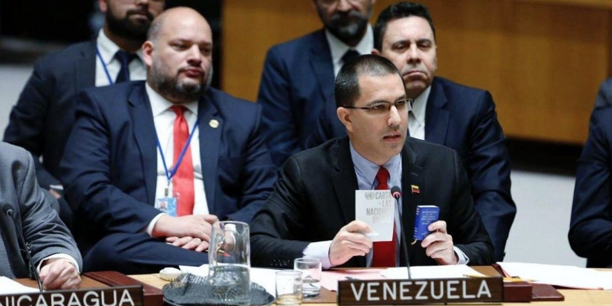 Venezuela cancela la expulsión de la diplomacia de EEUU