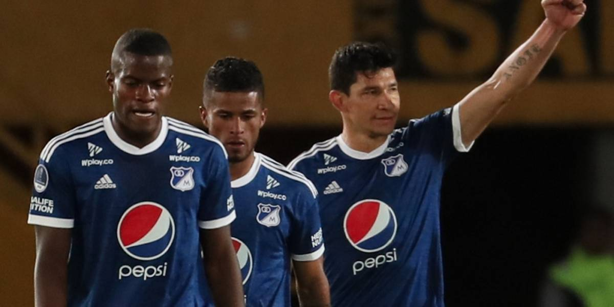 Millonarios inicia su participación en Copa Águila frente a Fortaleza