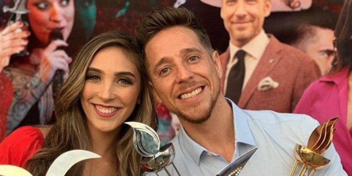 Matías Vega y Piamaría Silva se suman a la transmisión del Festival de Viña