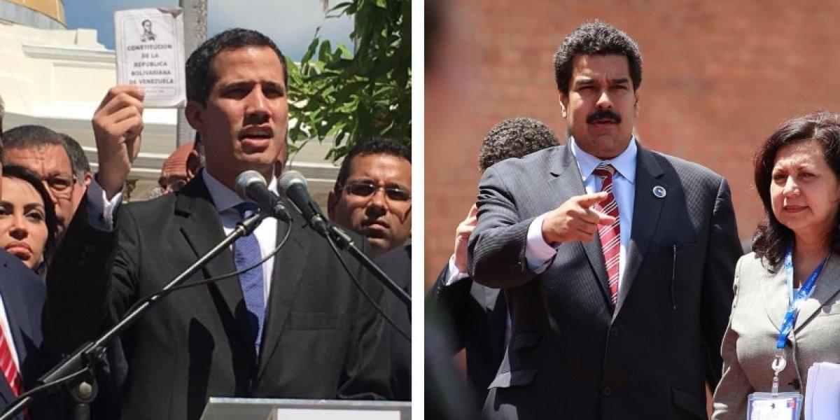Venezuela divide al mundo tras aparición de Rusia y llamado a pronunciamiento de Bachelet