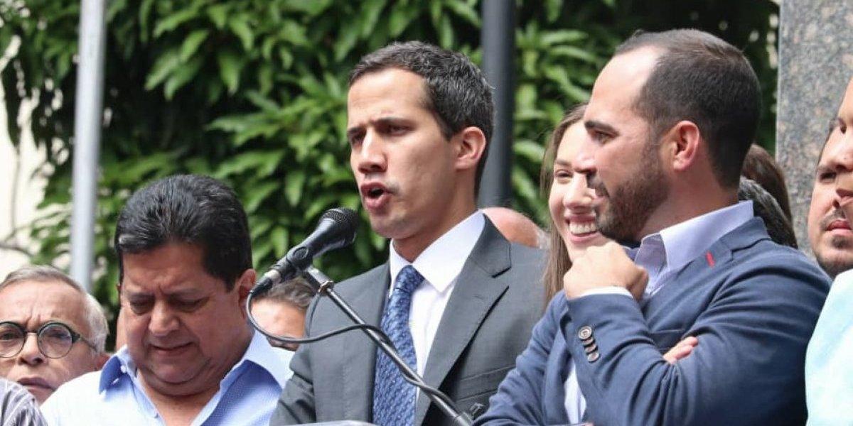 Guaidó convoca a una gran marcha este miércoles en Venezuela y pide a militares a dejar de apoyar a Maduro