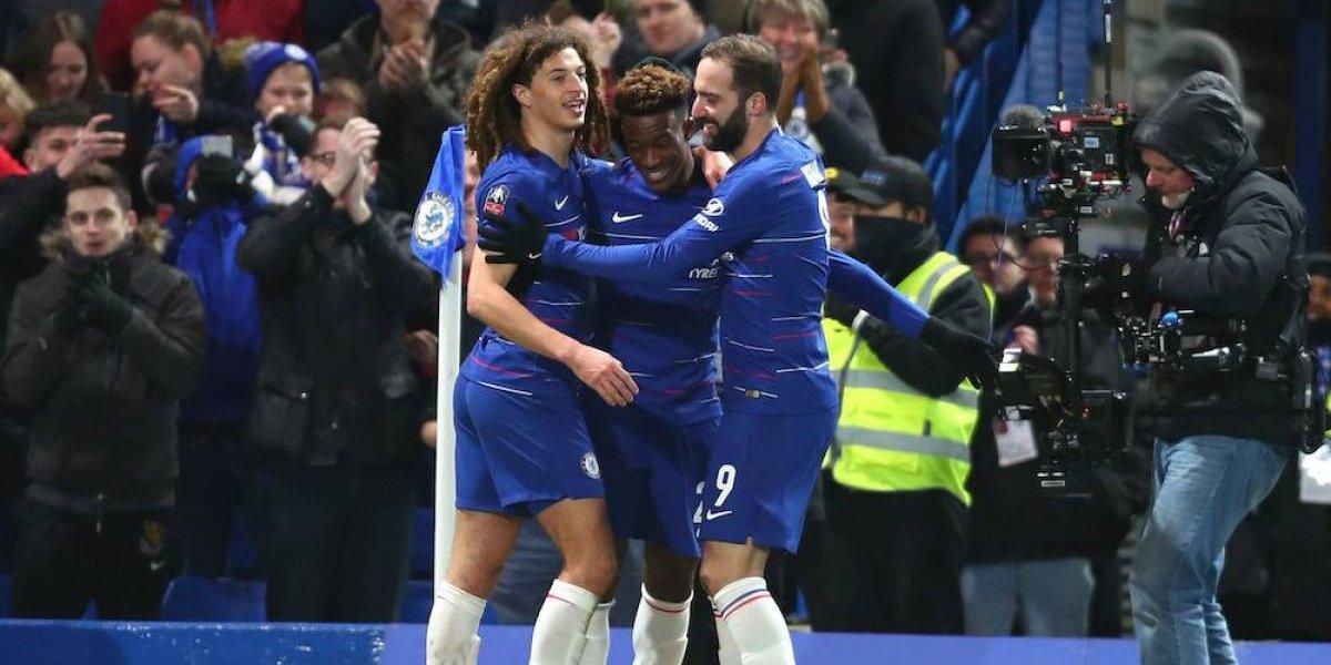 Chelsea cumple ante el Sheffield en la FA Cup