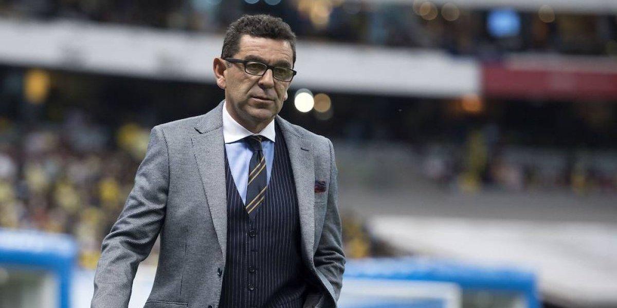 David Patiño deja de ser entrenador de los Pumas