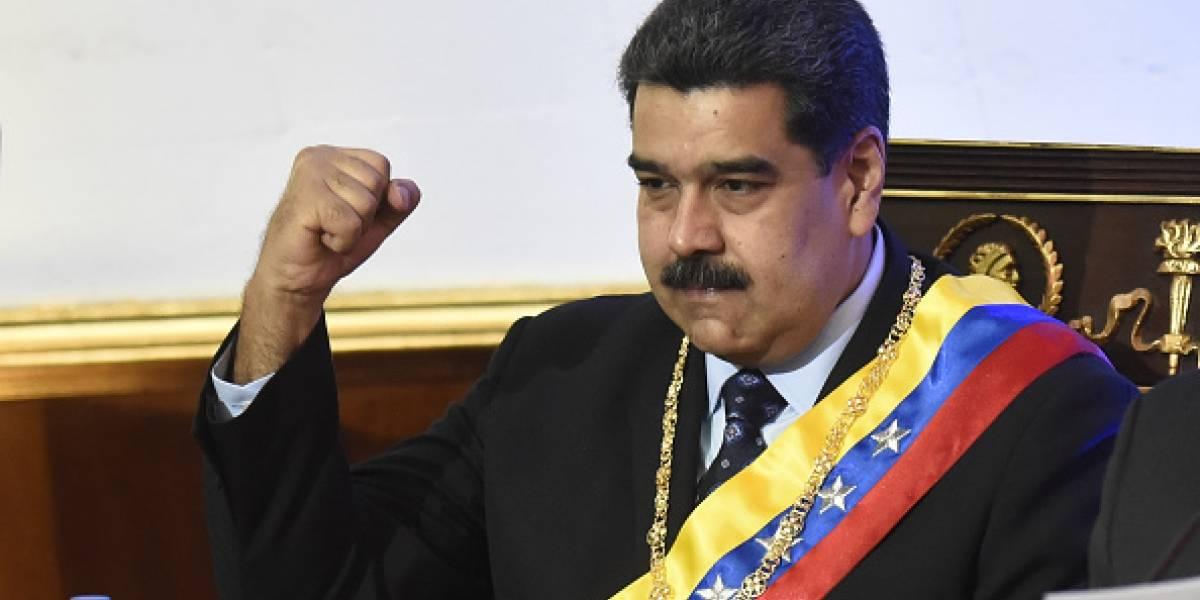 Maduro reta a Trump hablando inglés y las redes sociales se burlan