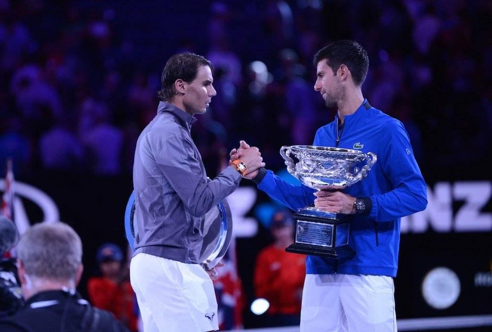 El serbio estuvo dominante. / Getty Images