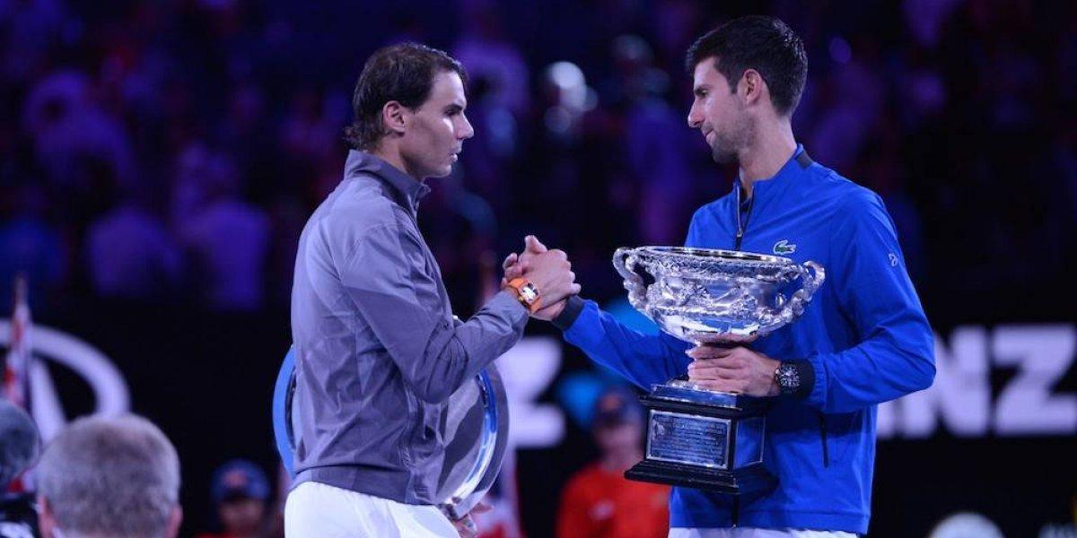 Djokovic arrolla a Nadal y gana su séptimo Abierto de Australia
