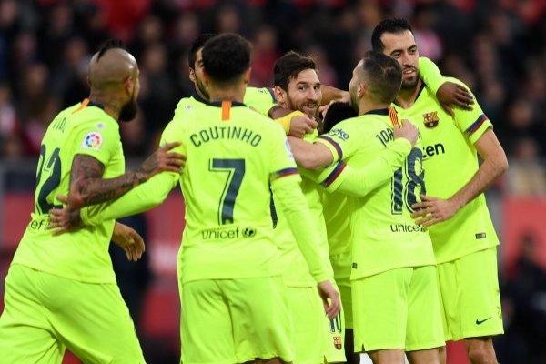 El equipo del Rey festejó / imagen: Getty Images