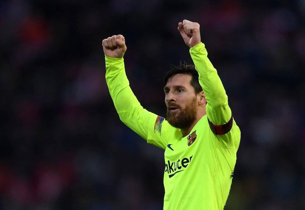 Messi llegó a 19 goles en el campeonato. / Getty Images