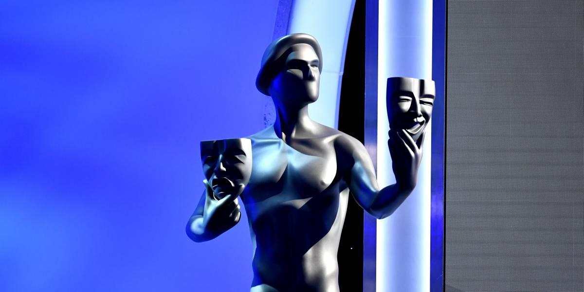 SAG Awards 2019: así desfilaron las celebridades por la alfombra plateada