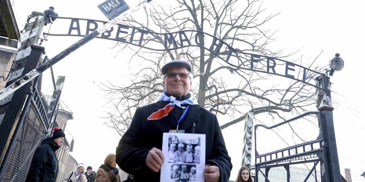 Galería: Así conmemora el mundo el Día Internacional del Holocausto