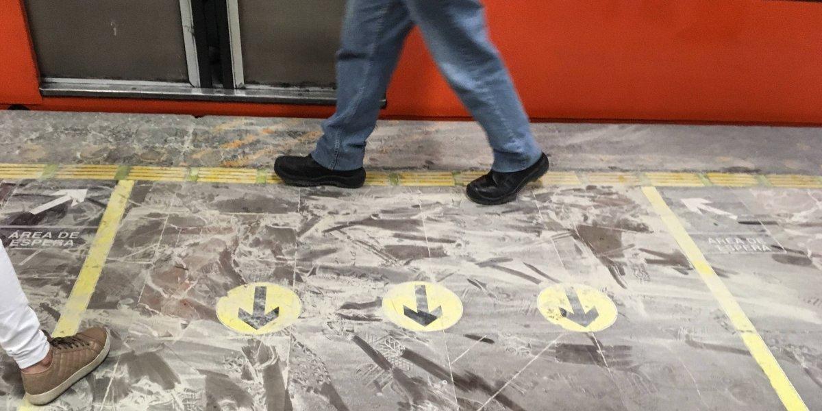 Frustran intento de secuestro en Línea 7 del Metro