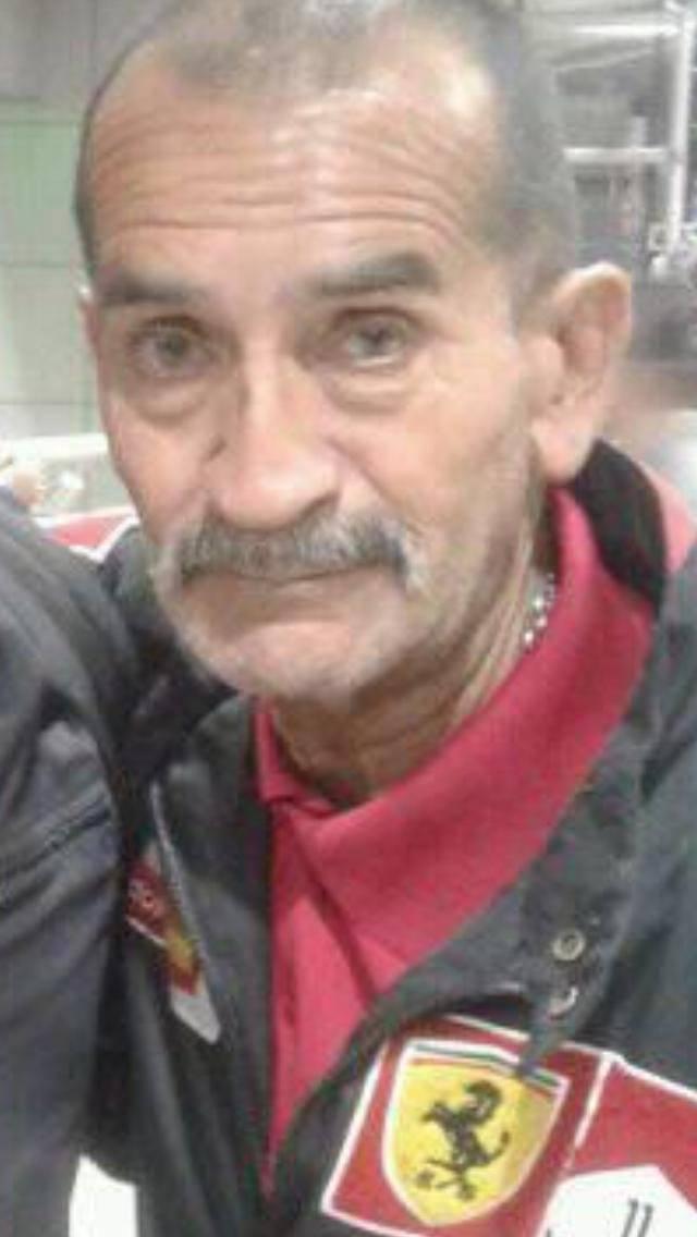 El drama del chileno que no puede cobrar su pensión porque figura como muerto / Gentileza
