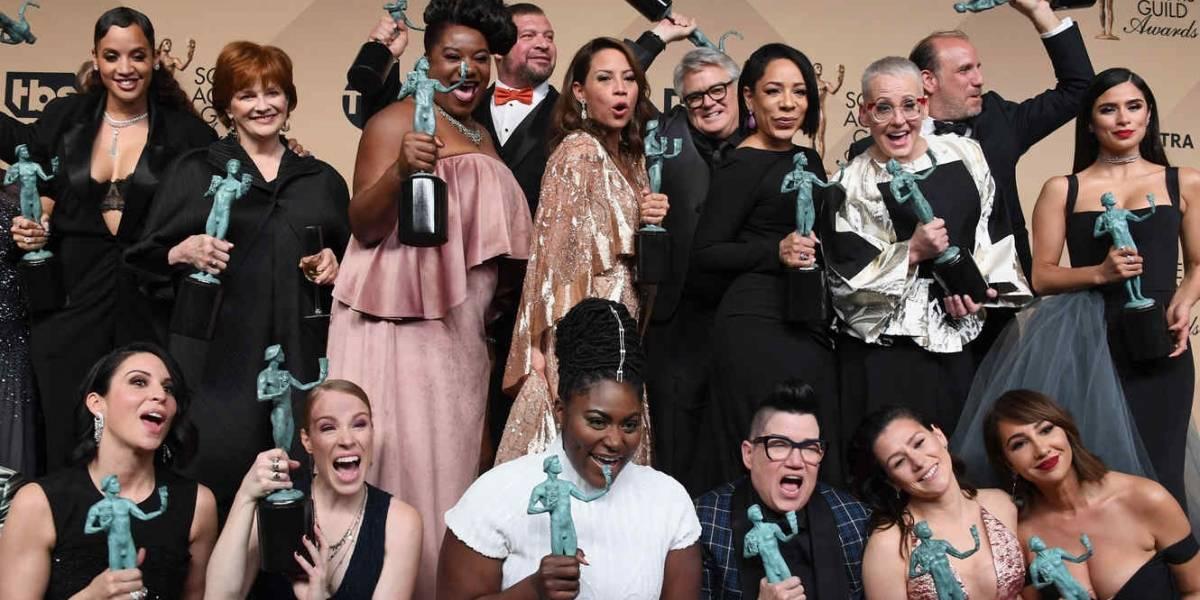 Estas son las cosas más increíbles y locas que han sucedido en los SAG Awards