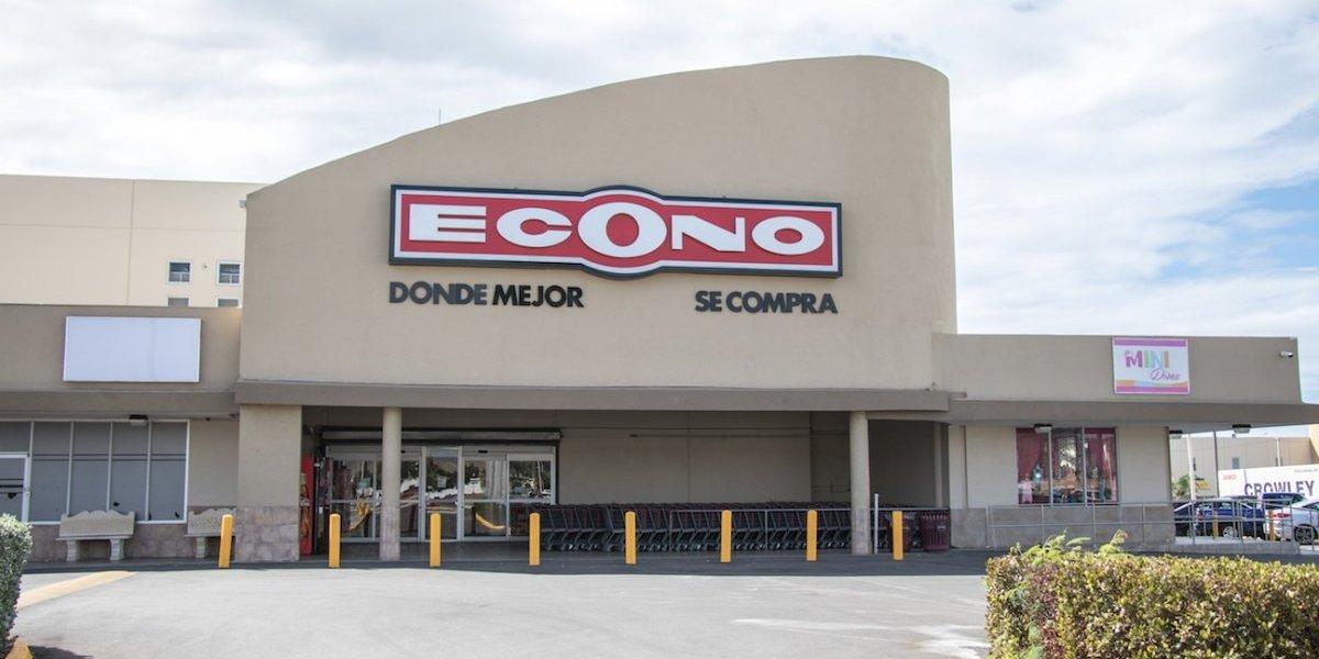Supermercados Econo anuncia reclutamiento de empleados