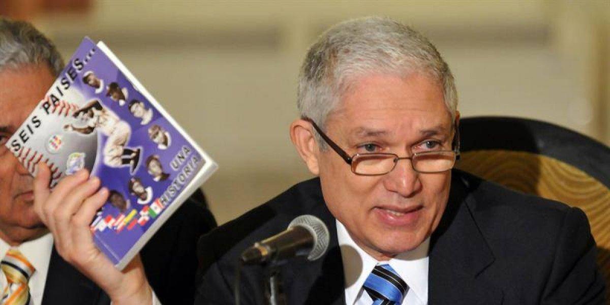 Serie de béisbol del Caribe se celebrará en Panamá tras retiro de sede a Venezuela