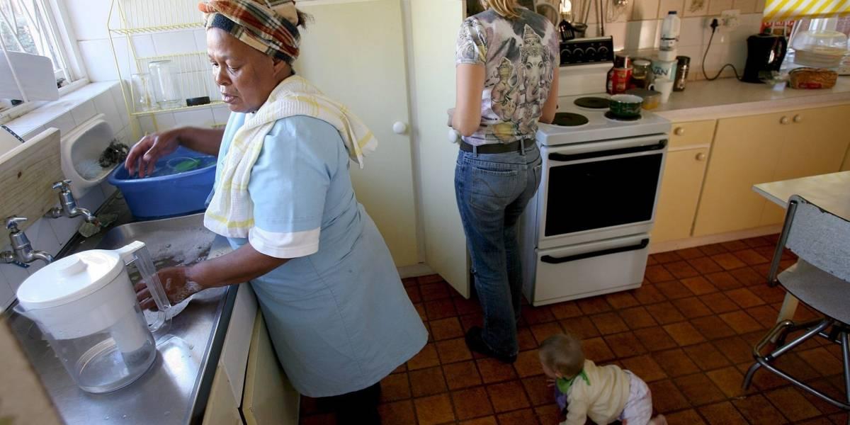 La multa que pagaría el empleador que no afilie a sus trabajadores domésticos a seguridad social
