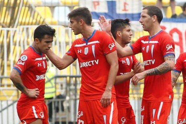 Benjamín Kuscevic arranca la temporada 2019 perfilándose como titular en la UC / Foto: Photosport